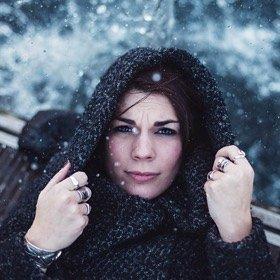 Winter posture alert!