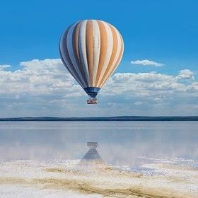 SH Health Hot Air Balloon