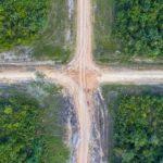 SH Health aerial crossroads