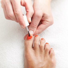 Guys…give your feet a summer makeover and banish those infections!