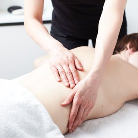 massage treatments north London