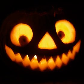 The thriller that is the pumpkin