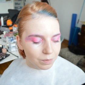 Lil makeup