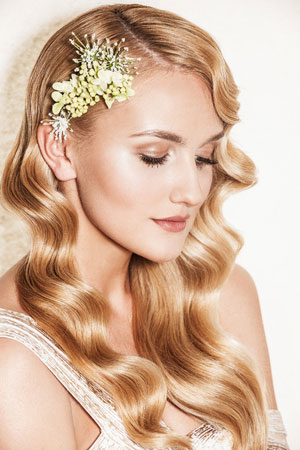 The best Wedding & Bridal Hair salons North London