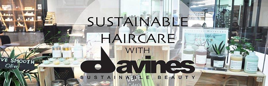 best hair colour salons north London, eco-friendly hair salons London