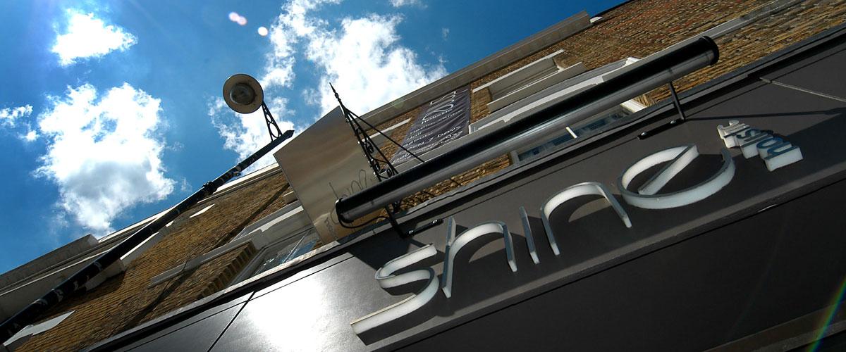 Shine hair, health and beauty salons in Stoke Newington, North London