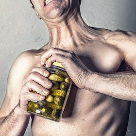 Healthy Men: What's the point?