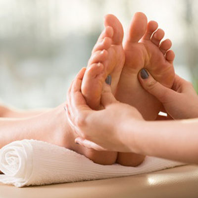 Reflexology Voucher Church Street