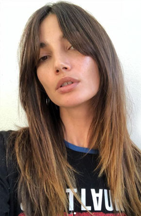 Oh Là Là! French-Girl Fringe for Autumn 2018