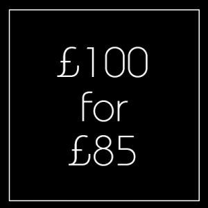 Black Friday £100 Voucher - Newington Green