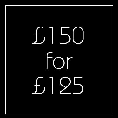 Black Friday £150 Voucher - Newington Green