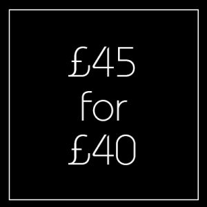 Black Friday £45 Voucher - Church Street