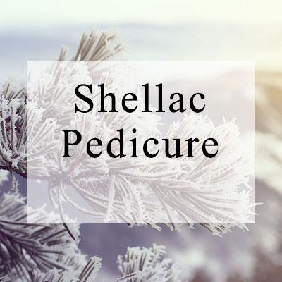 Shellac Pedicure + 2 Free Gifts  Newington Green