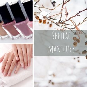 Shellac Manicure - Church Street