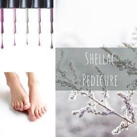 Shellac Pedicure - Church Street