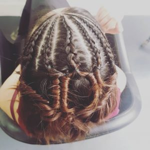 Festival Hairstyles Ideas from Shine Hair Salons in Stoke Newington, North London