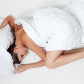 How to maximise the quality of sleep you get, when suffering from back pain.