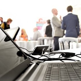 SH Laptop stand office