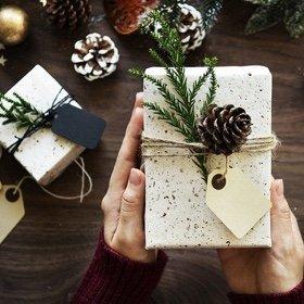 Sh xmas gift box