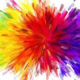 SH Beauty colour splash