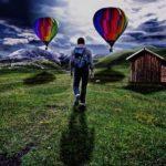 SH Health Man Hot air balloons