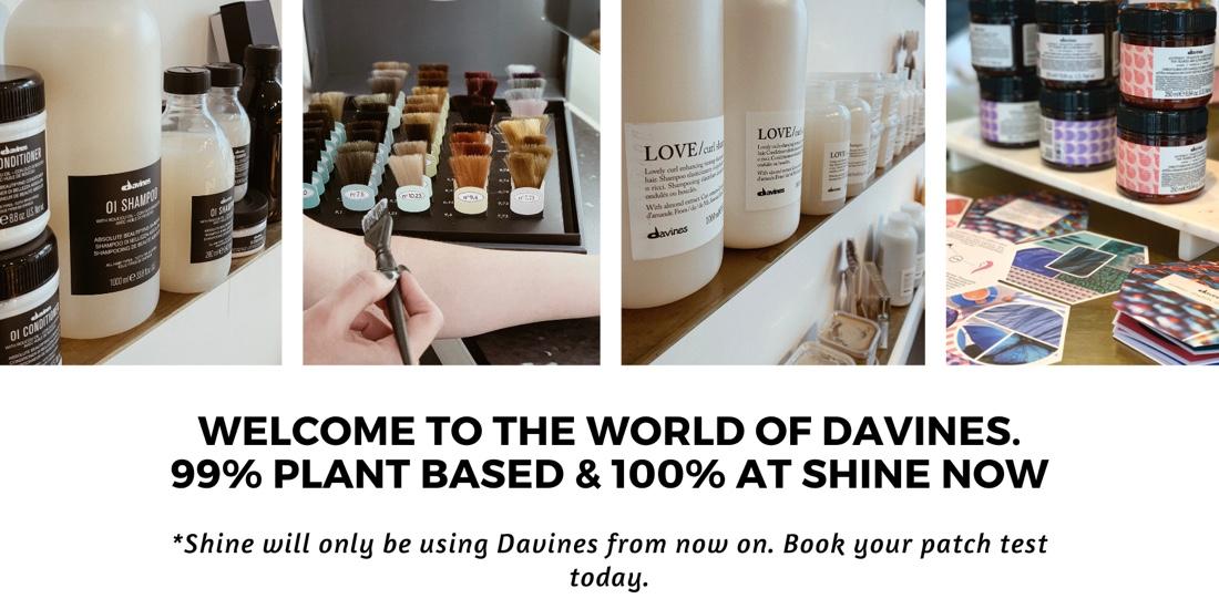 plant-based hair salon London, cruelty-free salon London