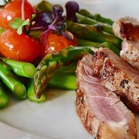SH Health Asparagus and Meat