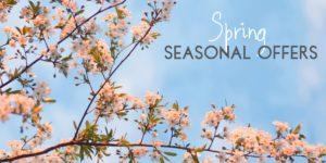 SH Spring Seasonal Offers