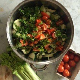sh nutrition soup