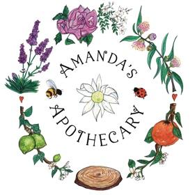 Amanda's Apothecary – Bespoke Aromatherapy
