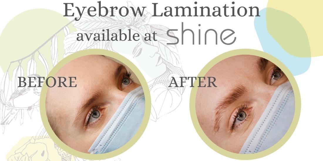 Eyelash and Eyebrow Lamination
