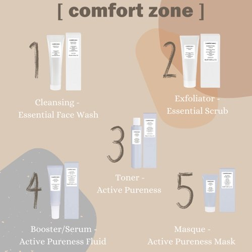 SH Beauty Maskne Comfort Zone