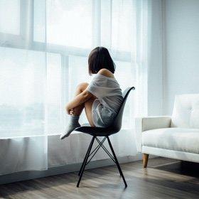 SH Health Girl in window