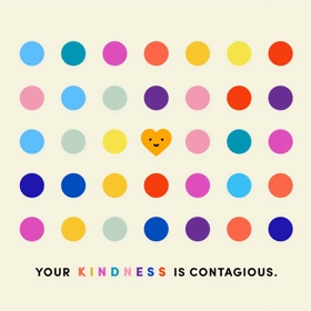 SH United Nations Kindness contagious