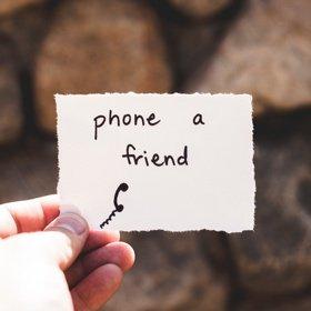 SH Health Phone a friend