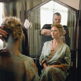 SH Hair Bride at home