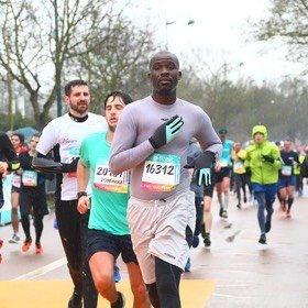 SH Health Marathon Runners