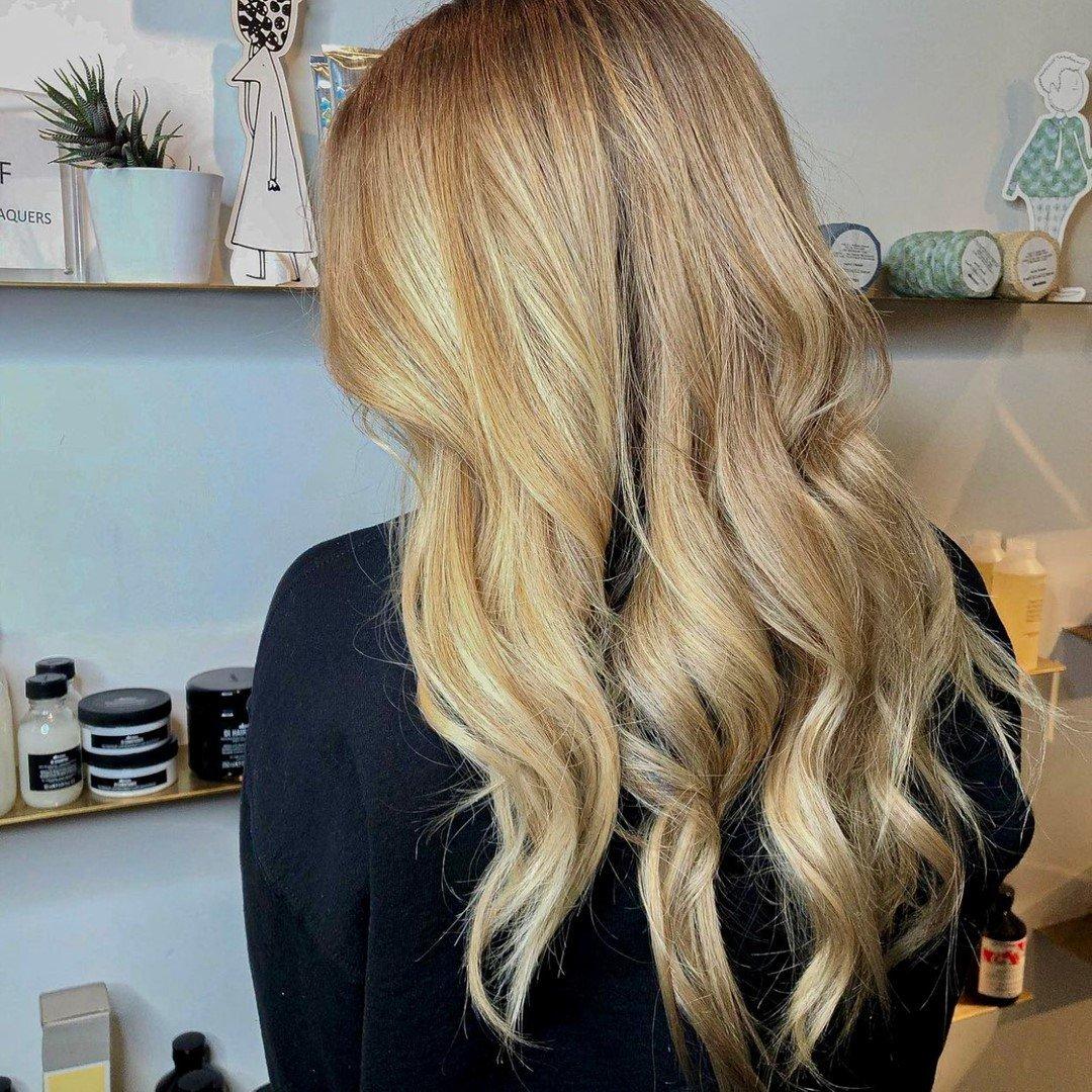 Blonde Highlights Shine Salon Stoke Newington