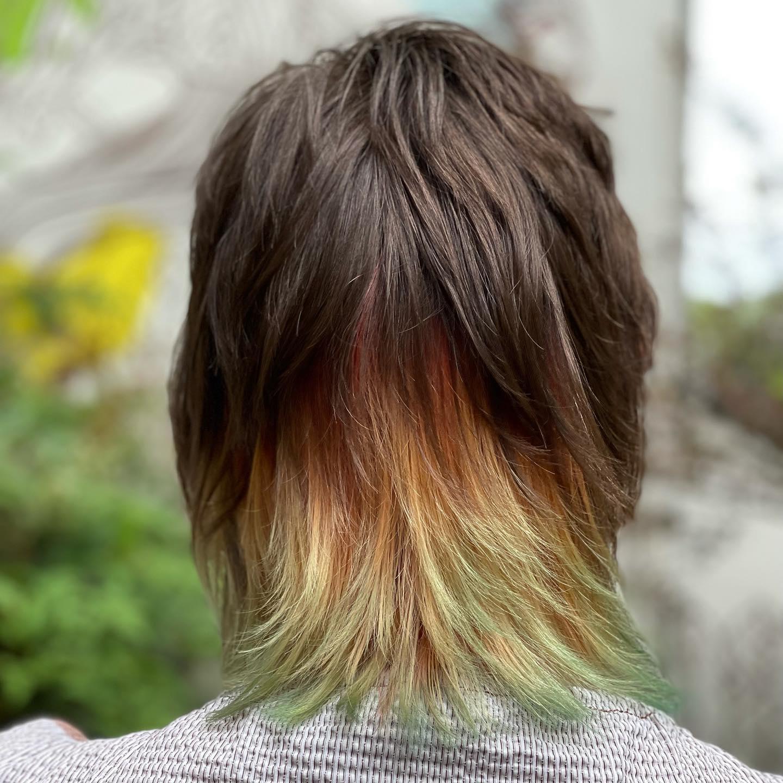 Creative colour stoke newington salons Shine